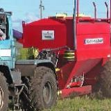 трактор Т-150К на автопилоте Trimble