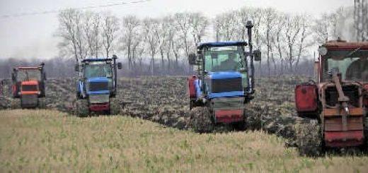 тракторы Агромаш 90, ВТГ90 и ДТ75