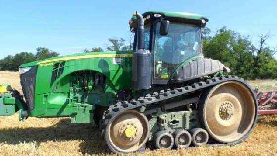Трактор JOHN DEERE 8360 RT