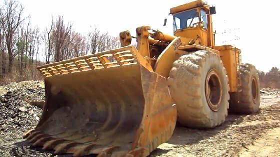 Cat 992C