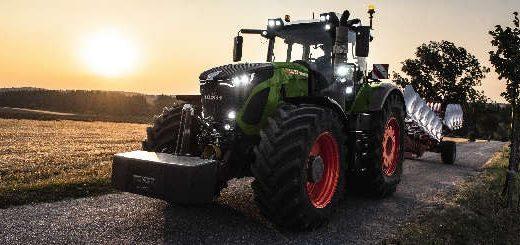 трактор FENDT 933 Vario G6