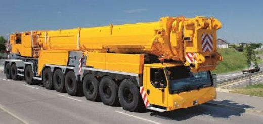 Liebherr LTM 1750 9.1