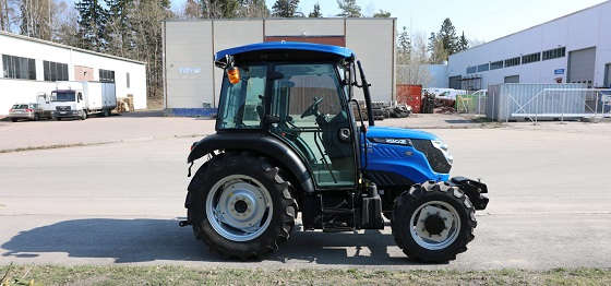 трактор SOLIS 50 RX