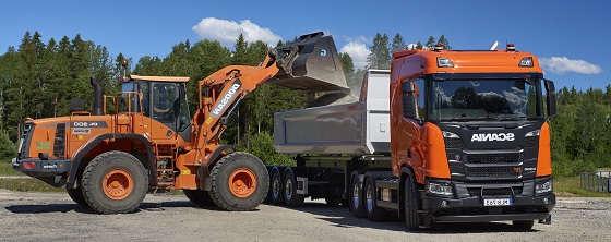 Scania R500XT