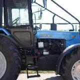 Лесной трактор Беларус