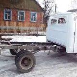 Переоборудование ГАЗели