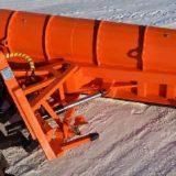 Снегоуборочное оборудование для тракторов