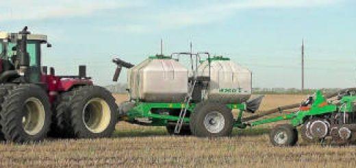 Трактор РСМ 2375 с посевным комплексом ТОМЬ ПК-12,5