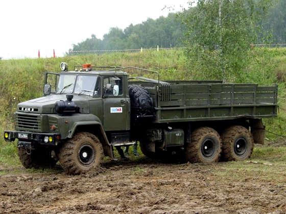КрАЗ 260 V8 TURBO