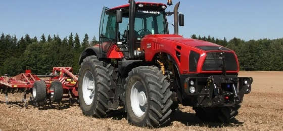 трактор МТЗ Беларус 4522
