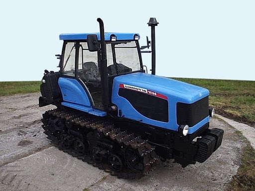 трактор АГРОМАШ 90ТГ с двигателем SISU