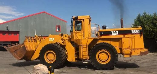Cat 988F