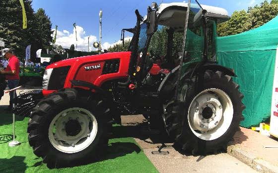 Трактор HATTAT 398