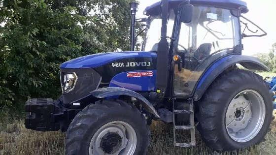 поломки трактора LOVOL 1054