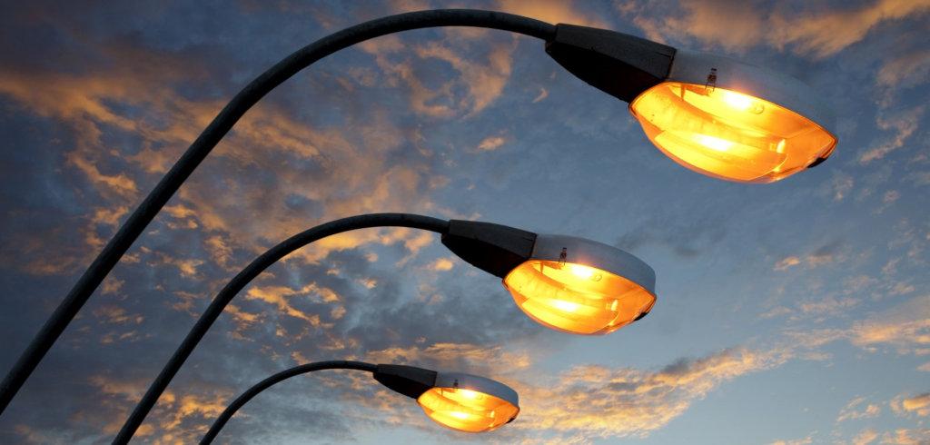 Особенности уличного освещения