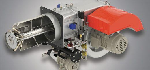 Газовая горелка Baltur - высокая эффективность благодаря наддуву