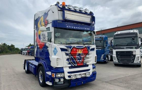 Scania Vabis V8