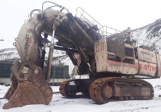 Экскаватор Terex RH170