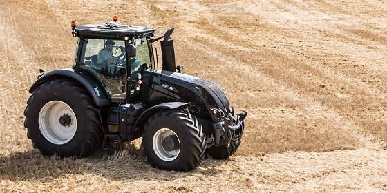 трактор Valtra S374