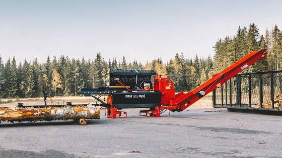 JAPA 365: Профессиональная заготовка дров
