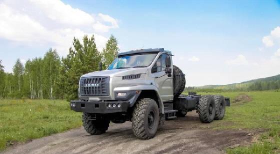 Урал 4320 NEXT