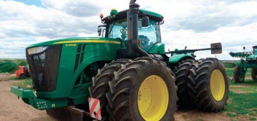 Трактор JOHN DEERE 9460R