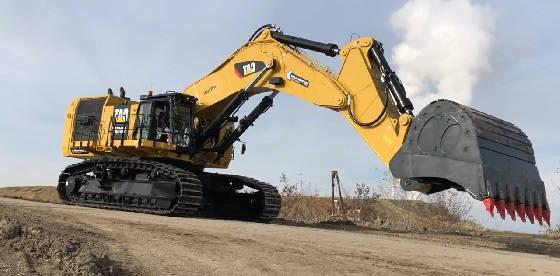 Huge Caterpillar 6015B