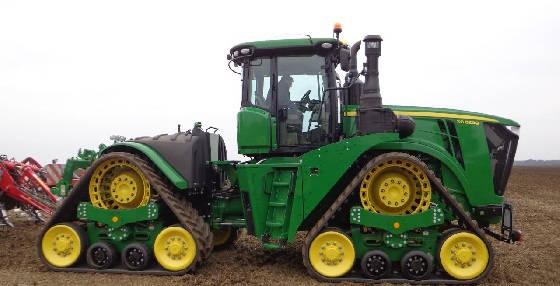 Трактор JOHN DEERE 9620RX