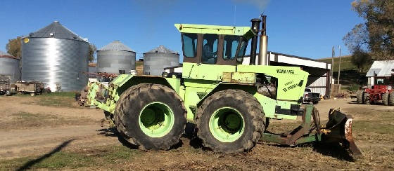 STEIGER Turbo Tiger