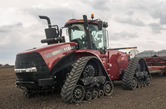 Case IH 420 ROWTRAC