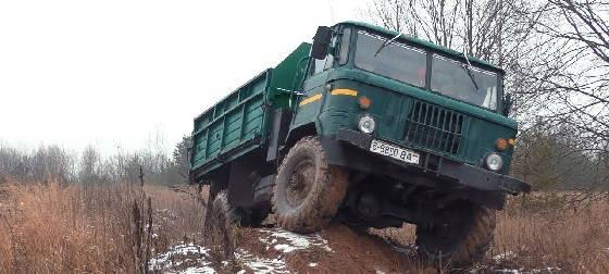 Дизельные советские грузовики