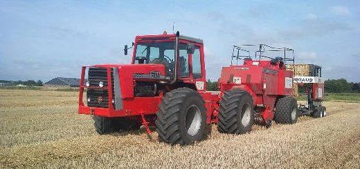 Трактор MASSEY FERGUSON 4880