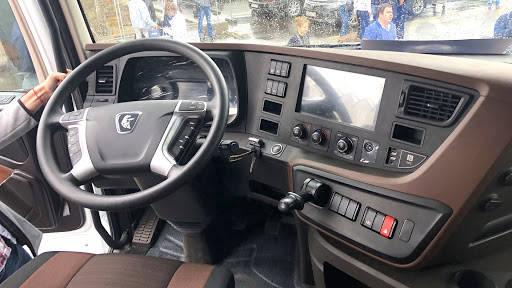 новый КАМАЗ 54901