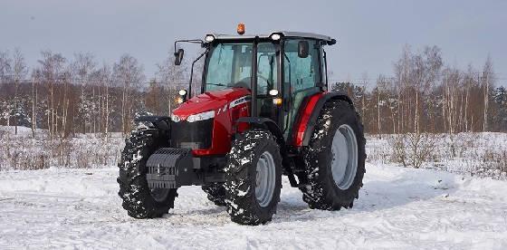 Трактор Massey Ferguson 6713