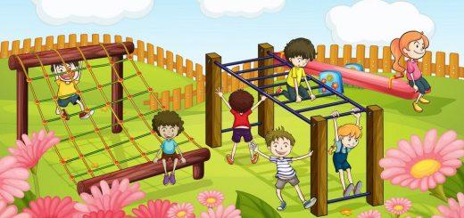 Детское спортивное оборудование