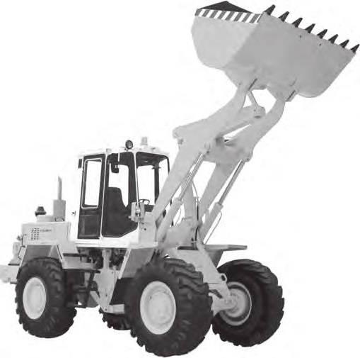 Как поднять стрелу на заглохшем тракторе