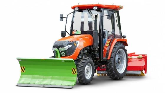 навесное оборудование KERLAND.PL для тракторов