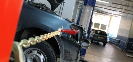 Стапели для ремонта кузова авто