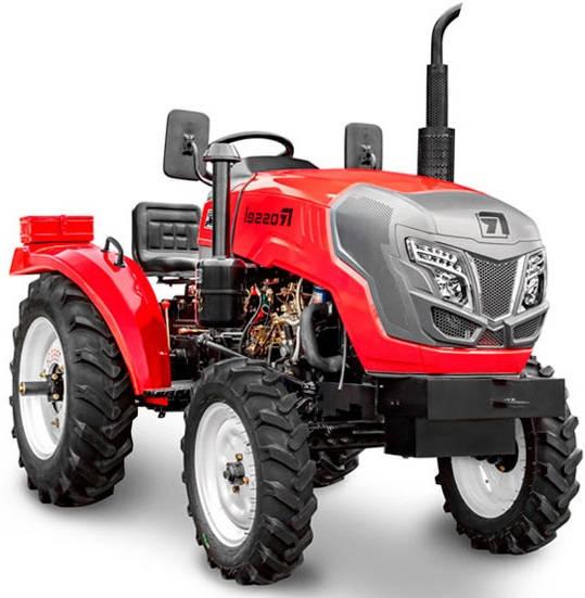 Мини-трактор Rossel XT-20D Pro