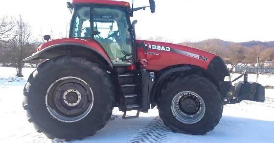 Трактор CASE IH MAGNUM 340