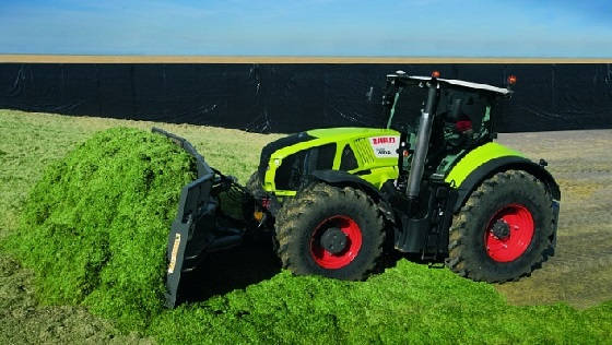 Трактор CLAAS AXION 950