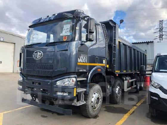 Китайский грузовик ФАВ 8х4