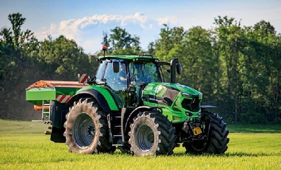Трактор Deutz Fahr 8280