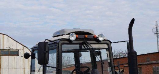 Кондиционер на трактор МТЗ-892