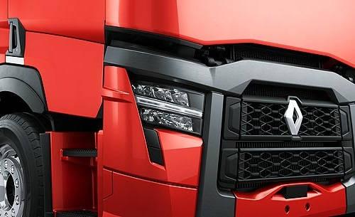 Французский производитель коммерческих грузовиков Renault