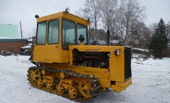 Трактор ДТ-75МЛ