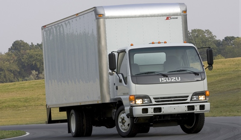 грузовик Isuzu