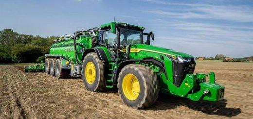 трактор John Deere 8R